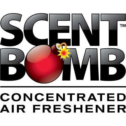 Scent Bomb logo