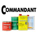 Commandant logo