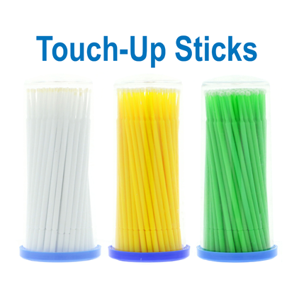 Touchup Sticks logo