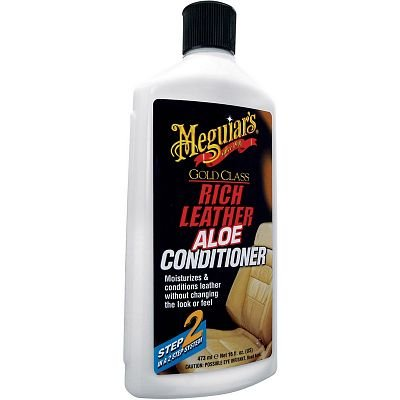 Gold Class Rich Leather Aloë Conditioner 'Step 2' - 473 ml