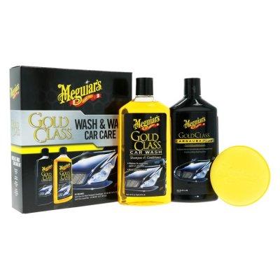 Gold Class Wash & Wax Kit