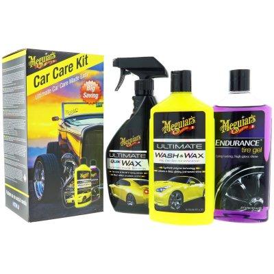 Car Care Kit - 3 delig
