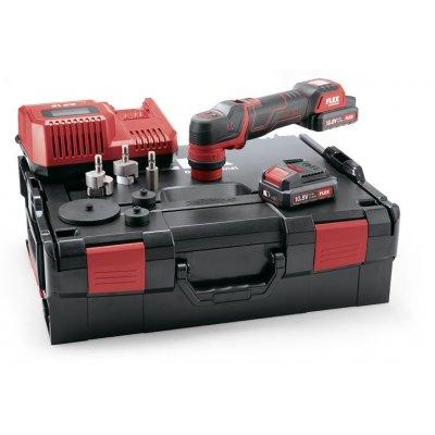 PXE 80 10.8-EC/2.5 Set Multifunctionele Accu Polijstmachine