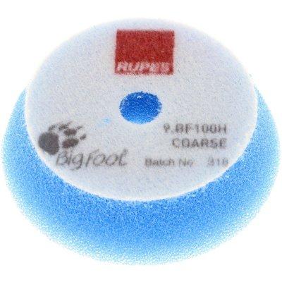 Blue Coarse Foam Pad - 80/100mm