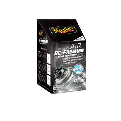 Air Refresher Black Chrome Scent - 59ml