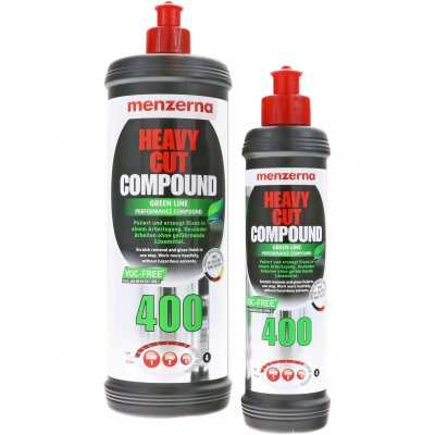 Heavy Cut Compound 400 Green Line VOC-Free