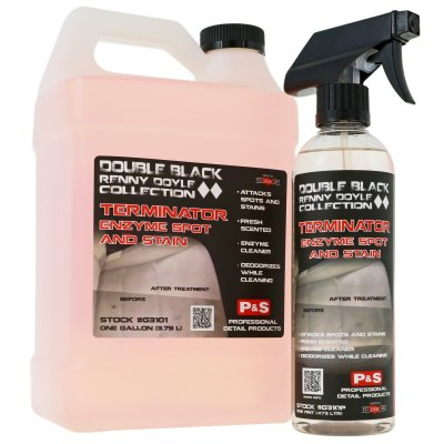 Terminator Enzyme Spot & Stain Remover