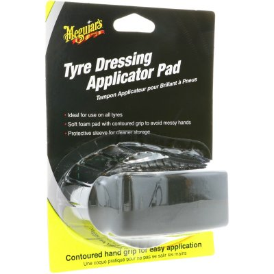 Tyre Dressing Applicator Pad