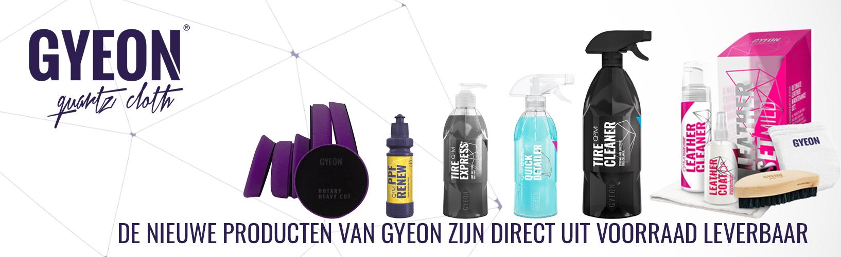 GYEON quartz New Products